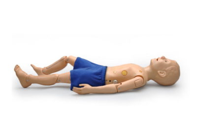 Pediatric HAL® S3005 – Wireless and Tetherless, Five-Year-Old Patient Simulator
