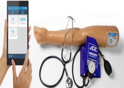 Blood Pressure Reading Skills Trainer with OMNI® 2 (S415.250)