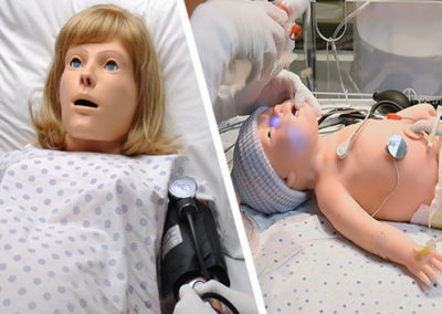 NOELLE® S575.100 – Wireless and Tetherless, Maternal and Newborn Care Patient Simulator Package
