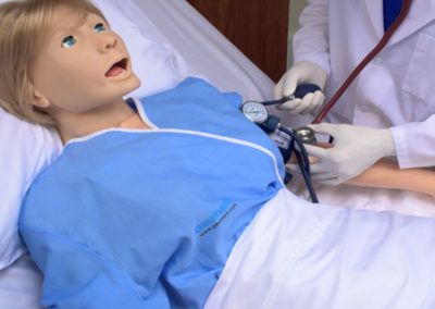 SUSIE® S901 – Nursing Care Patient Simulator with OMNI® 2 and SLE Educational Package