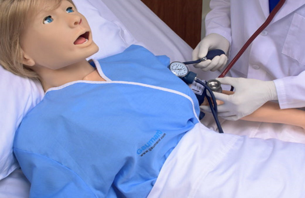 SUSIE® S2000 – Advanced Nursing Care Patient Simulator and SLE Educational Package