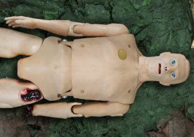 Trauma HAL® S3040.100 – Rugged Trauma Care Patient Simulator