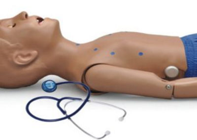 1-Year-Old Patient Injection Training Arm (S406)